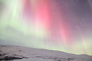 挪威 6天 极光梦境,邂逅缪斯女神