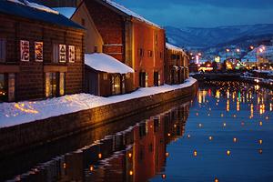 冬日北海道,给雪国写一封《情书》
