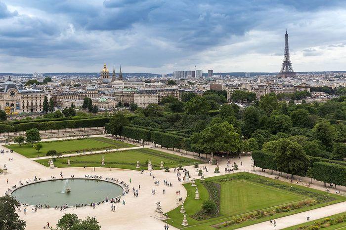 漫步法国,最美季节遇见最美风光