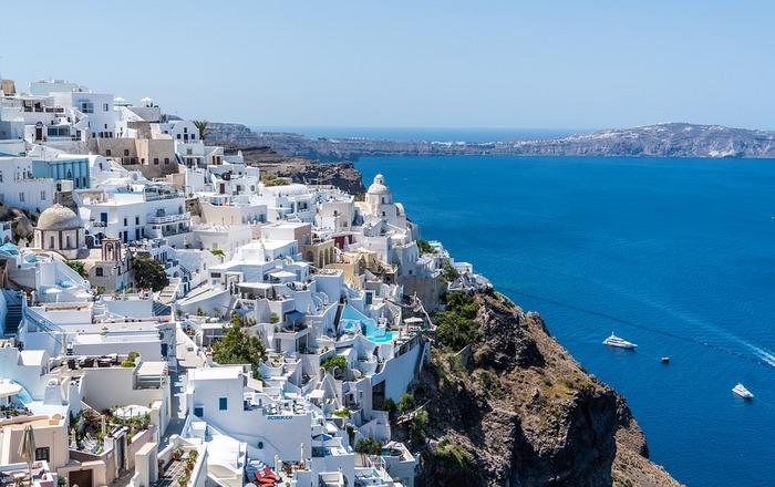 寻访希腊,买买买的血拼之旅
