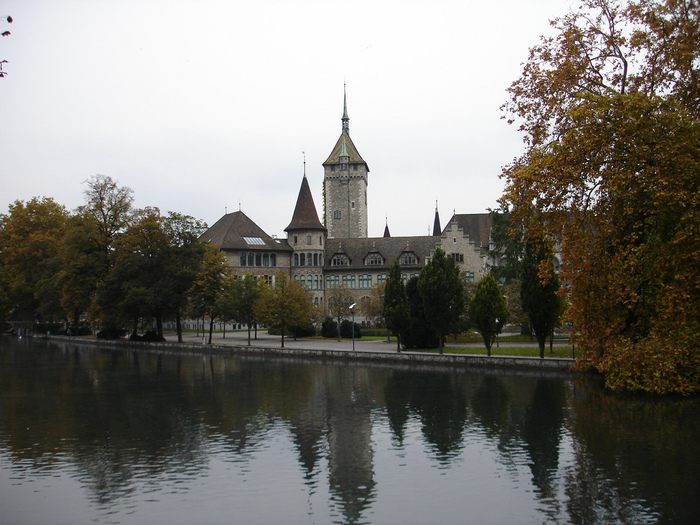寻觅瑞士,感受欧洲慢生活