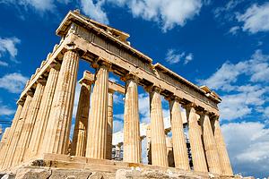 希腊 8天 纯美之旅 携手爱琴海