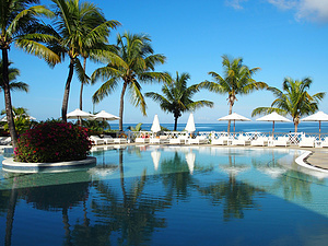 毛里求斯 6天 在印度洋上一起享受七色琉璃时光