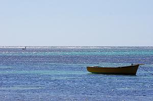 毛里求斯 9天 走进蔚蓝,毛里求斯的蜜月行