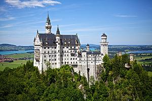 法国德国 13天 法德双城记,走进古堡童话