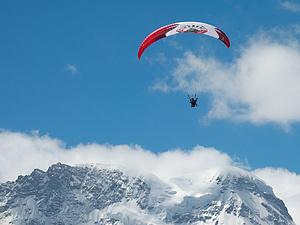 瑞士 10天 体验刺激运动 在瑞士共证青春