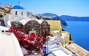 希腊 8天 深度游希腊 畅享爱情之旅