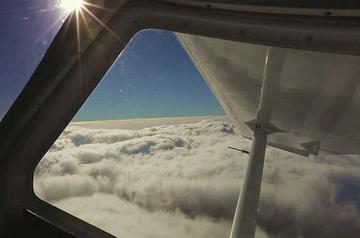 阿德莱德穆理河开飞机体验