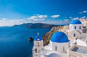 意大利希腊 <span class='highlight'>12天</span> 谱一曲爱琴海边的恋歌