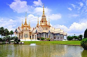 泰国 9天 穿梭都市与古城,飞跃丛林与大海