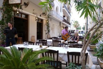 Mesathes Taverna餐厅