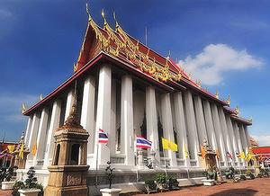 苏梅+曼谷+帕岸,礼佛小众泰国游
