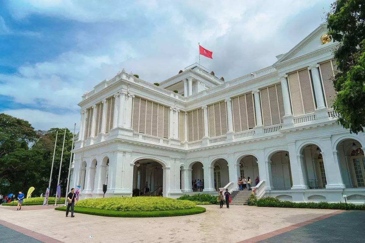 新加坡总统府攻略,新加坡总统府简介图片,门票价格,开放时间- 无二之旅