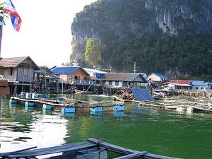 泰国Ko Panyi