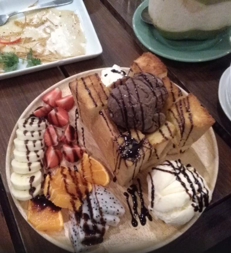 芭安阳光餐厅