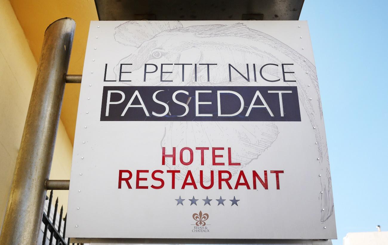 在Le Petit Nice餐厅享受米其林三星美食