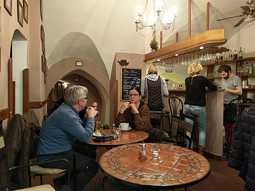 Cafe Bar U dvou andělů