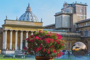 从瑞士到意大利,行走在童话世界和艺术之都