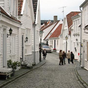 挪威斯塔万格旅游