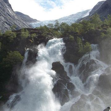 挪威沃斯旅游