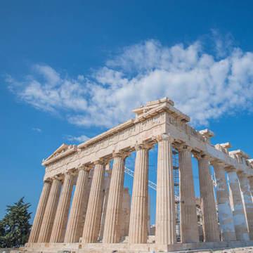 希腊雅典旅游