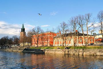 芬兰图尔库旅游