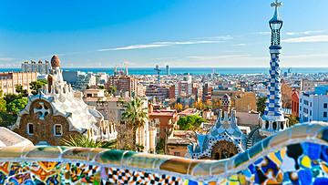 西班牙巴塞罗那旅游