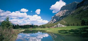 加拿大班夫国家公园旅游