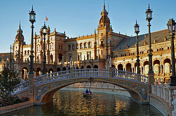 西班牙塞维利亚旅游