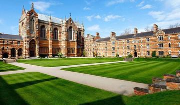 英国牛津旅游