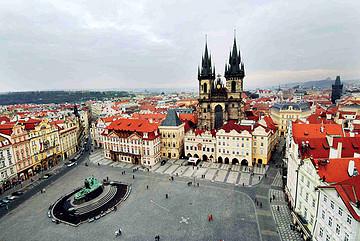捷克布拉格旅游