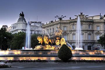 西班牙马德里旅游