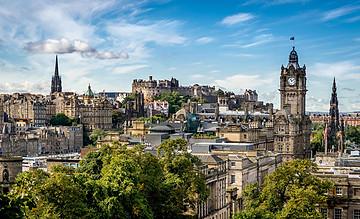 英国爱丁堡旅游
