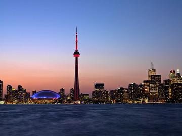 加拿大多伦多旅游