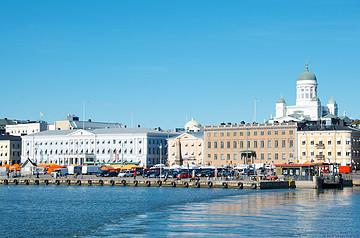 芬兰赫尔辛基旅游