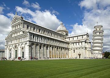 意大利比萨旅游