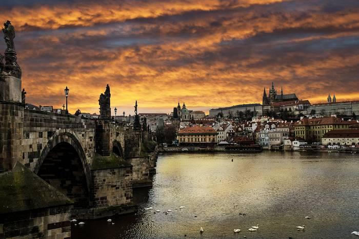 踏上重返中世纪之旅,漫游捷克奥地利
