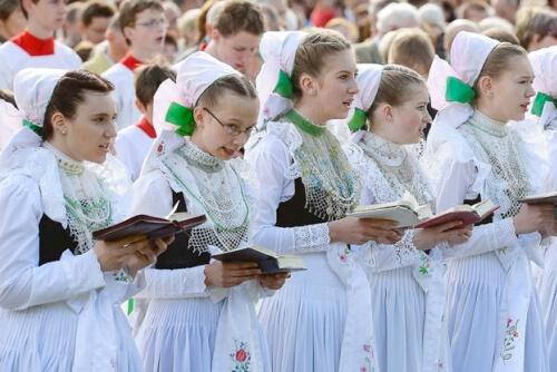 德国圣灵降临节(Pentecost)