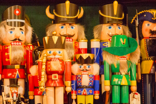 德国胡桃夹子玩偶