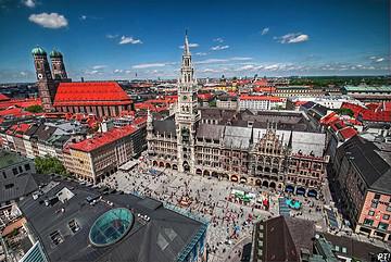 德国慕尼黑旅游
