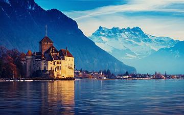 瑞士日内瓦旅游