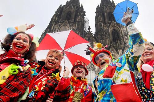 德国狂欢节(Fasching)