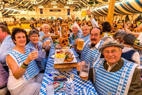 德国慕尼黑啤酒节(Oktoberfest)