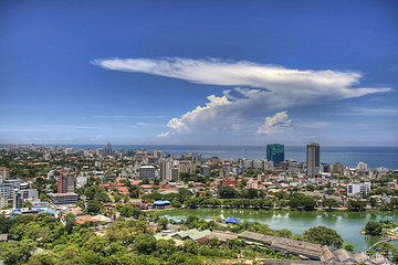 斯里兰卡科伦坡旅游