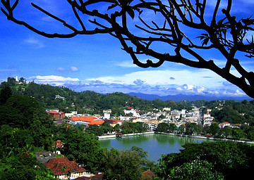 斯里兰卡康堤旅游