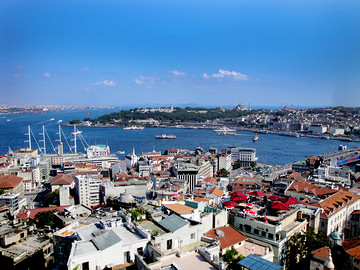 土耳其安塔利亚旅游