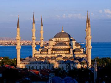 土耳其伊斯坦布尔旅游