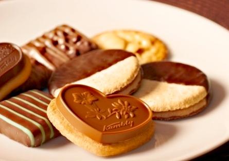 瑞士金宝丽饼干