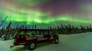 从冰雪芬兰到神秘冰岛,追逐奇幻北极光