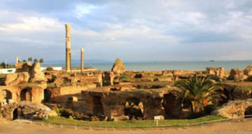 突尼斯迦太基旅游